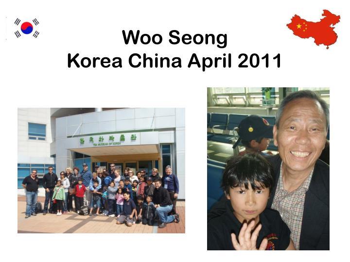 Woo Seong
