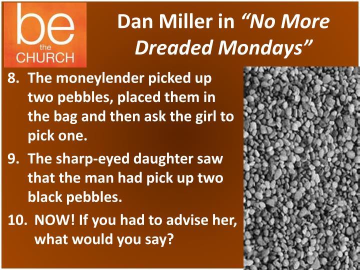 Dan Miller in