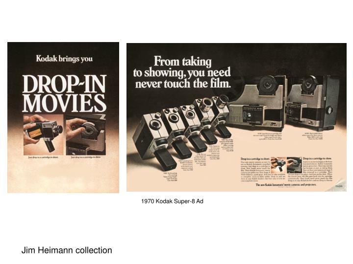 1970 Kodak Super-8