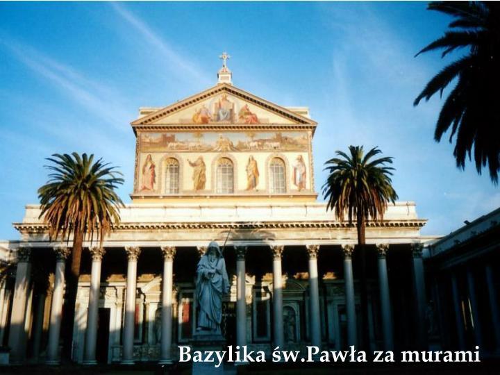 Bazylika św.Pawła za murami