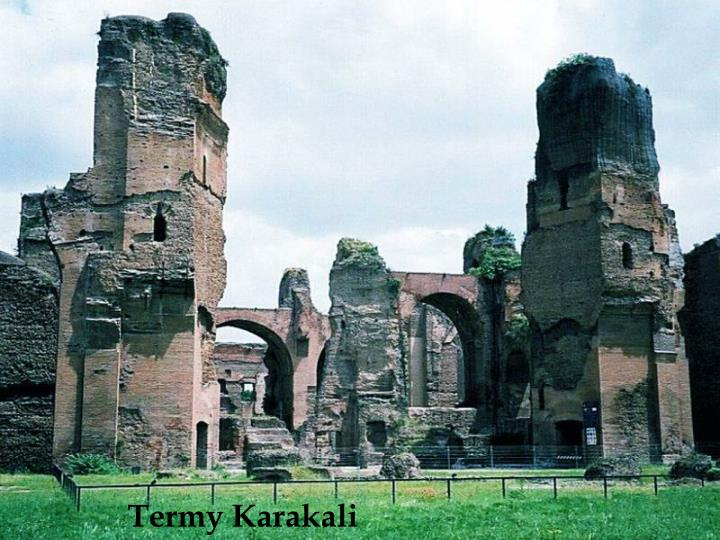 Termy Karakali
