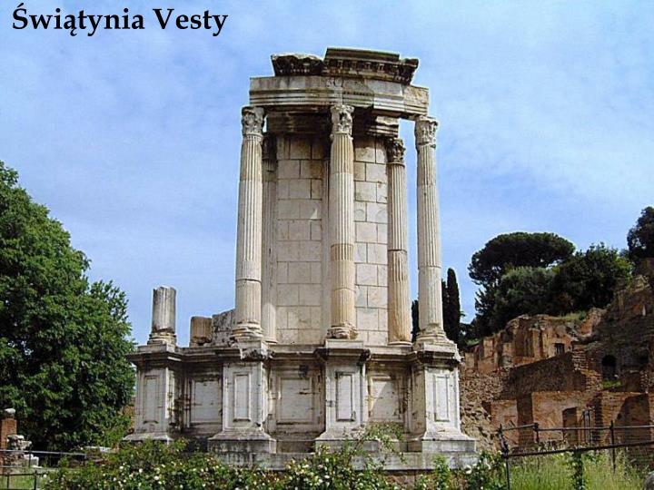 Świątynia Vesty