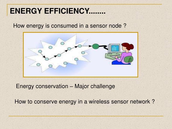 ENERGY EFFICIENCY........