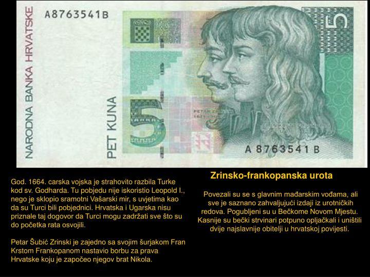Zrinsko-frankopanska urota