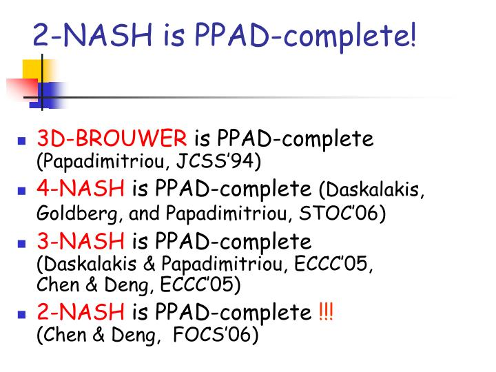 2-NASH is PPAD-complete!