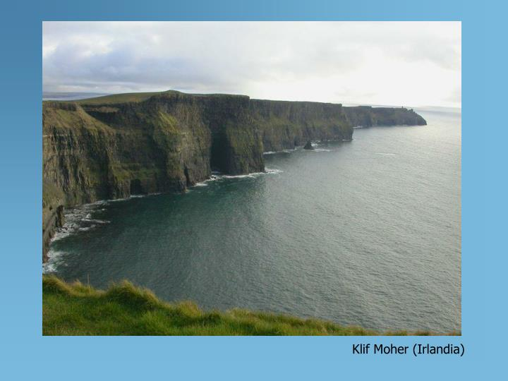 Klif Moher (Irlandia)