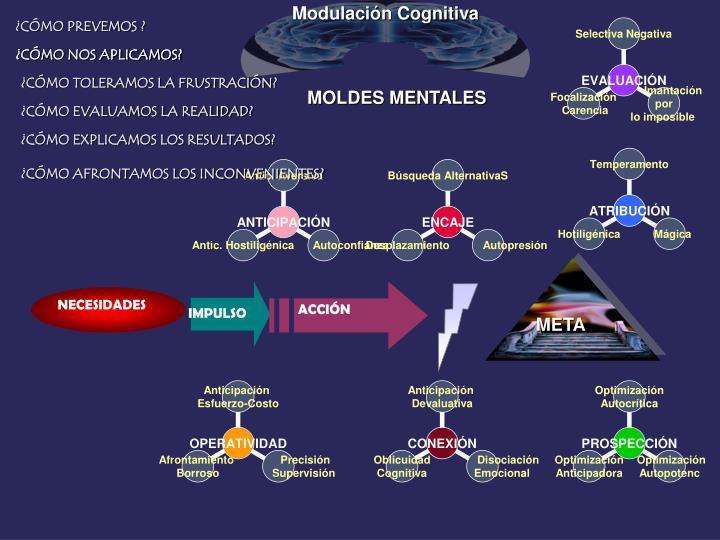 Modulación Cognitiva