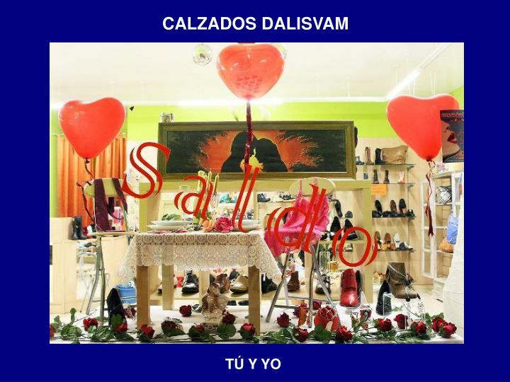 CALZADOS DALISVAM