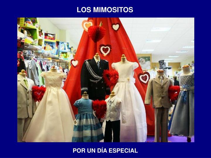LOS MIMOSITOS