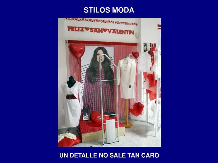 STILOS MODA