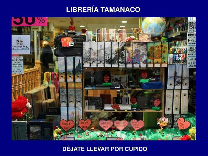 LIBRERÍA TAMANACO
