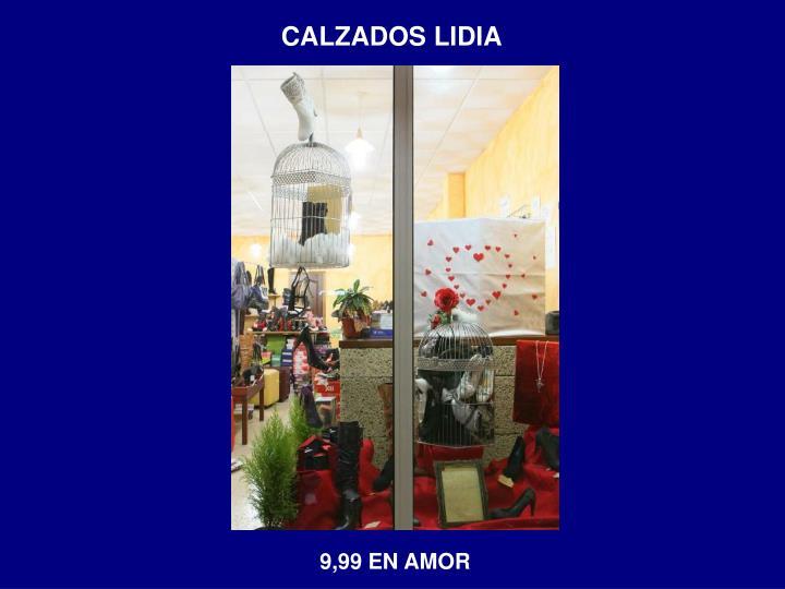 CALZADOS LIDIA