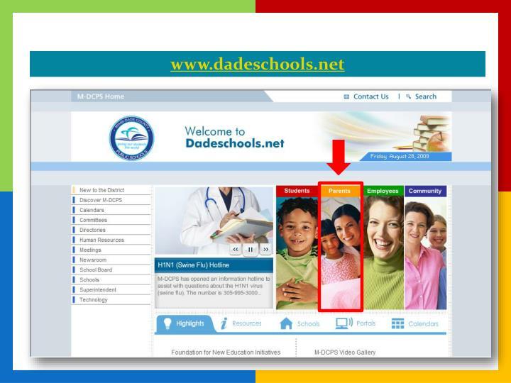 www.dadeschools.net