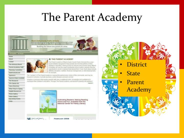 The Parent Academy
