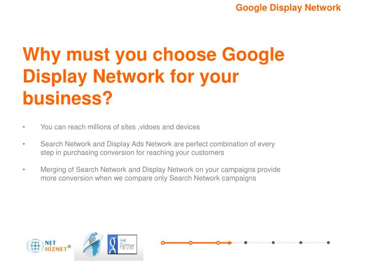 Why must you choose Google Display Network for your business?