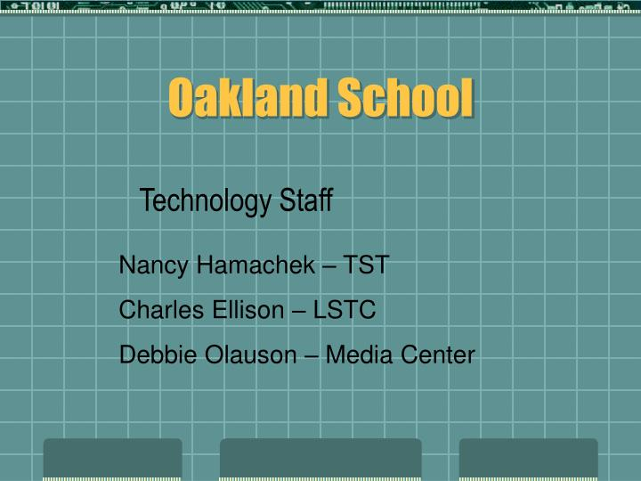 Technology Staff