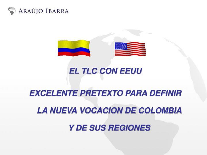 EL TLC CON EEUU