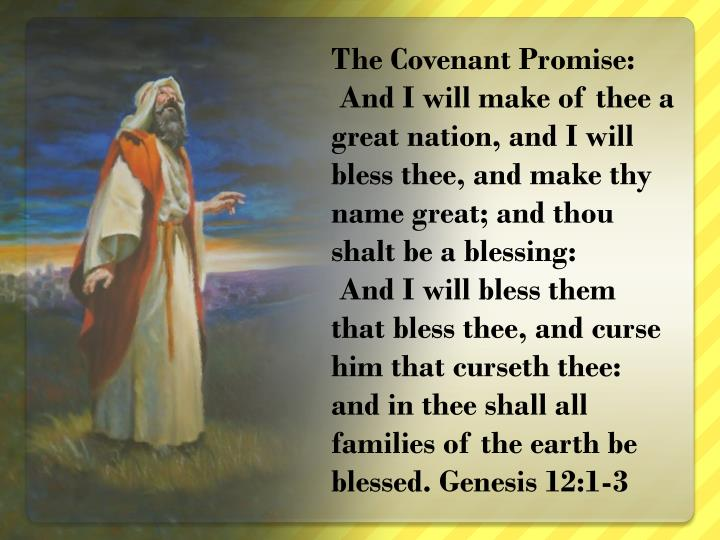 The Covenant Promise: