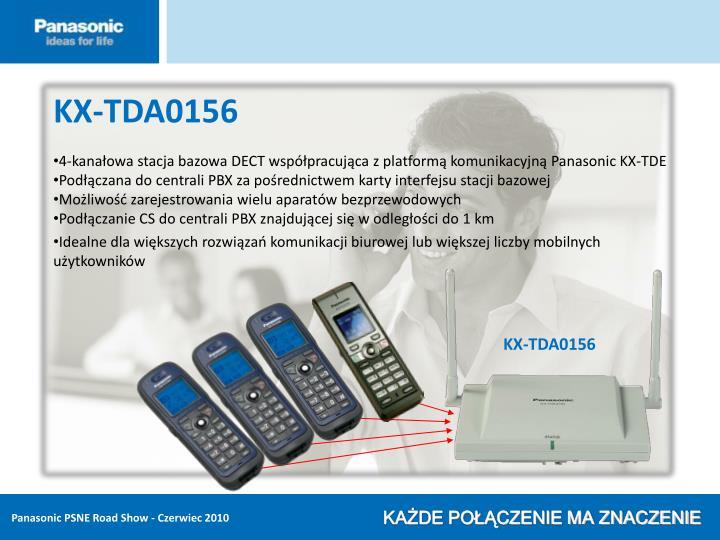 KX-TDA0156