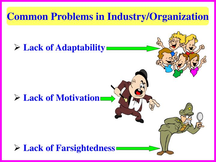 Lack of Adaptability