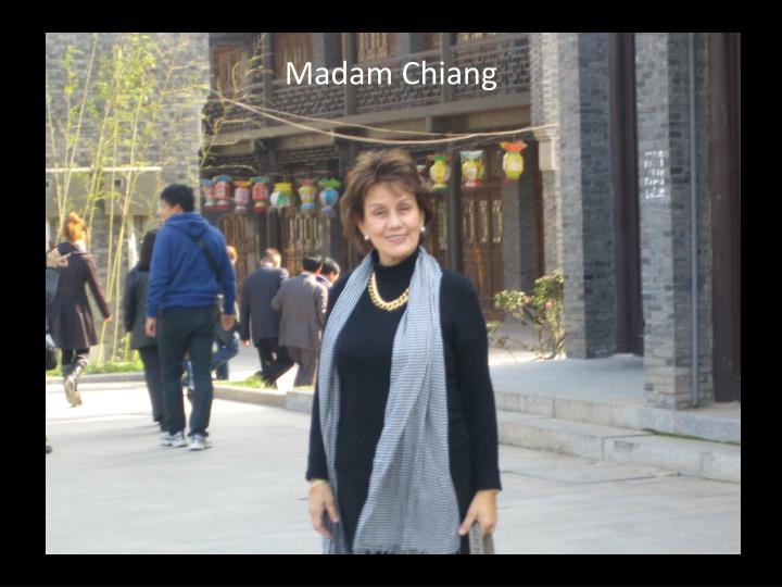 Madam Chiang