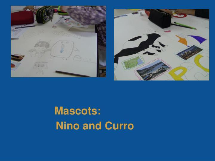 Mascots: