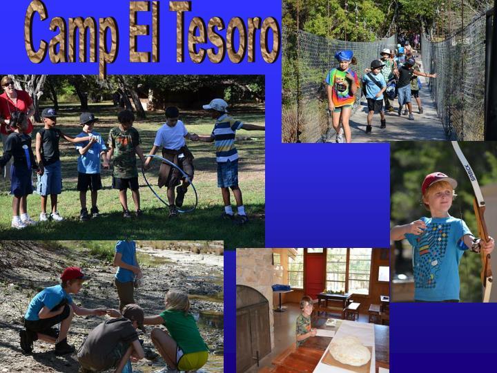 Camp El Tesoro