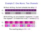 example i one movie two channels