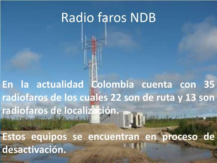 Radio faros NDB