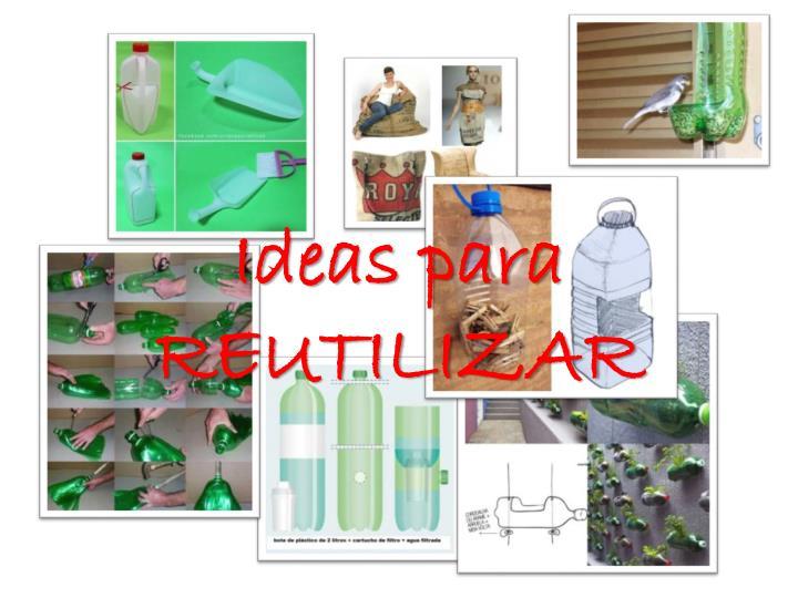 Ideas para