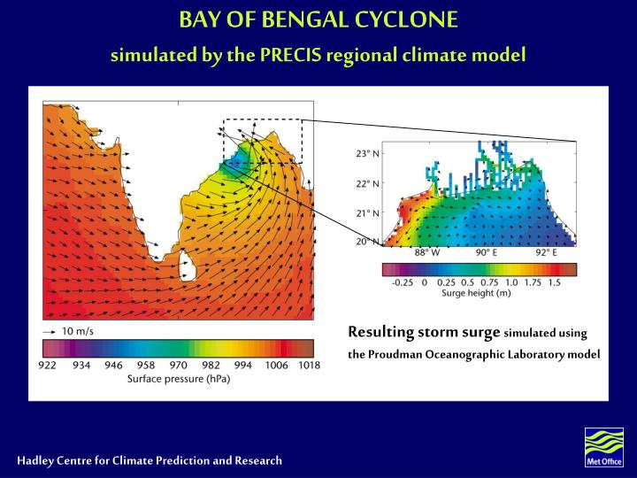 BAY OF BENGAL CYCLONE