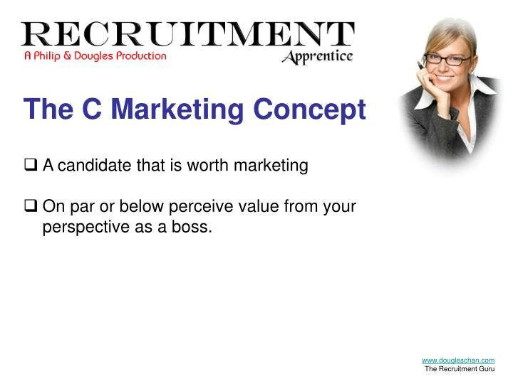 The C Marketing Concept