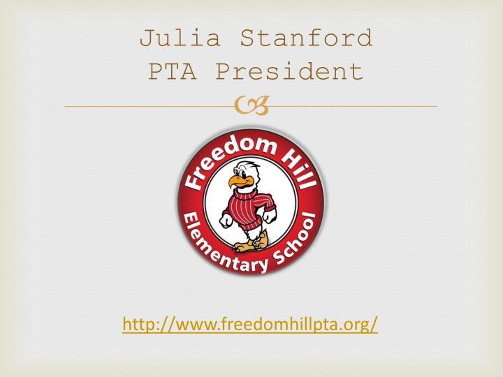 Julia Stanford
