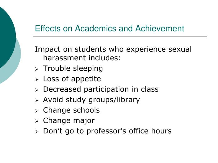 Effects on Academics and Achievement
