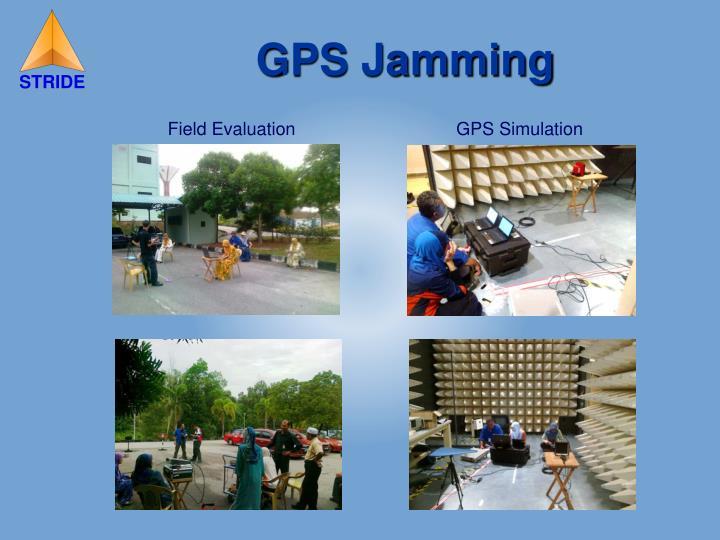 GPS Jamming