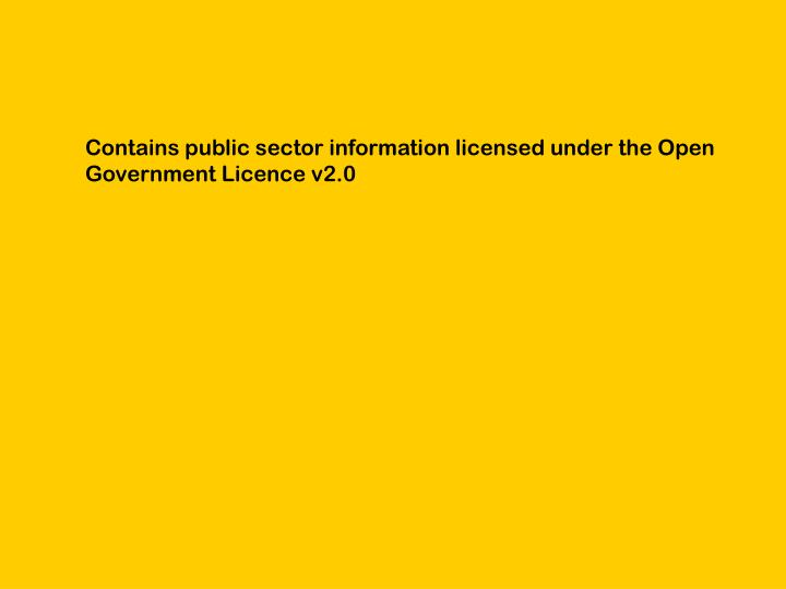 Contains public sector information licensed under the Open Government Licence v2.0