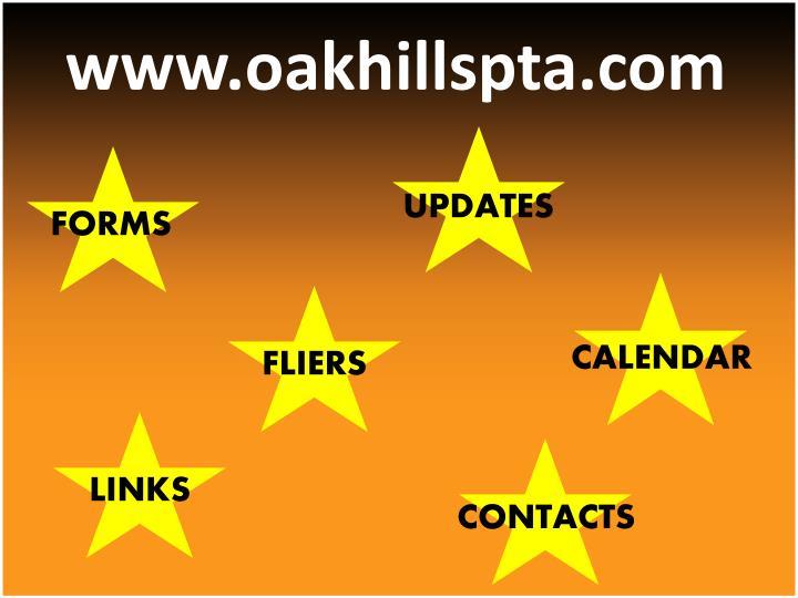 www.oakhillspta.com