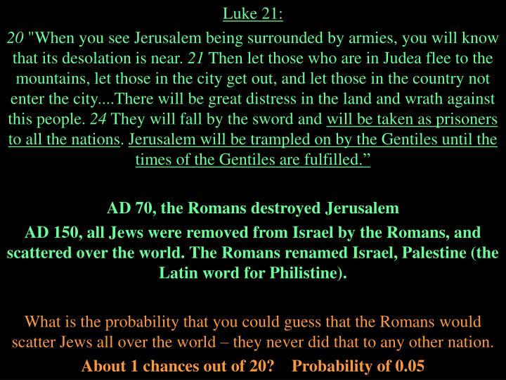 Luke 21: