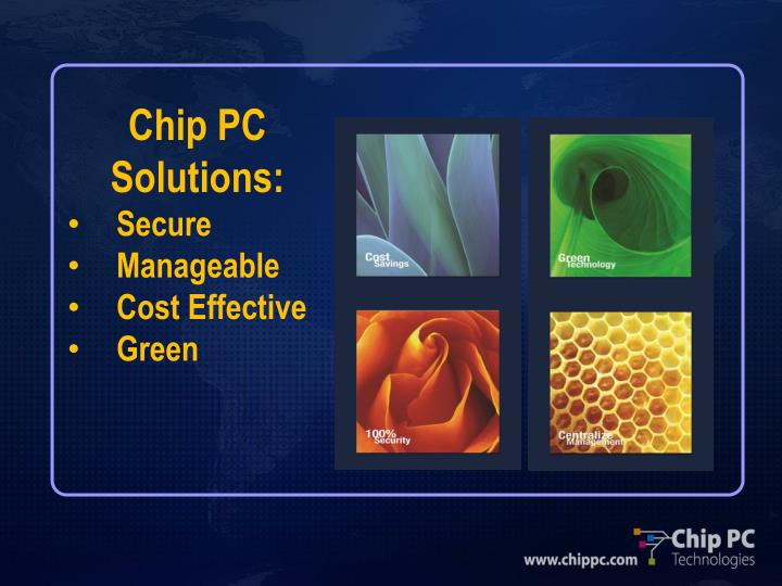 Chip PC Solutions: