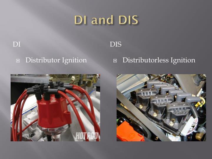 DI and DIS