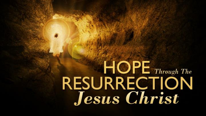 This morning we look at the importance of the resurrection as seen in scripture