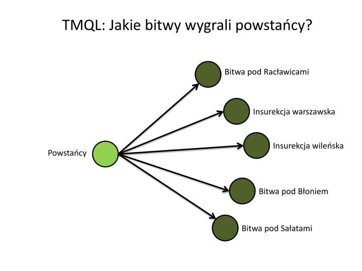TMQL: Jakie bitwy wygrali powstańcy?