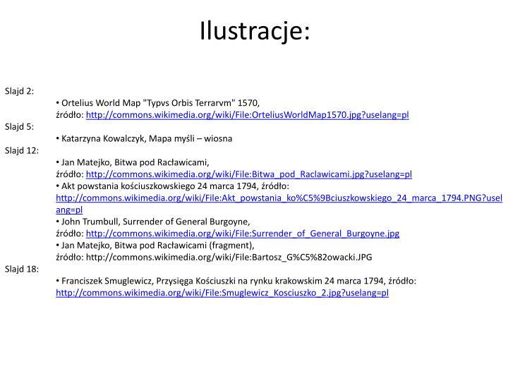 Ilustracje: