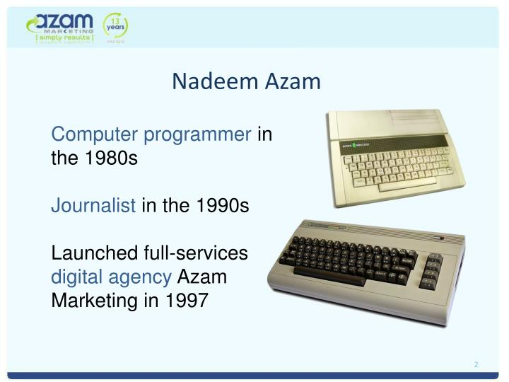 Nadeem Azam