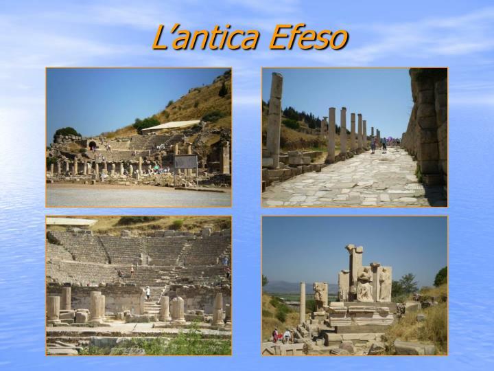 L'antica Efeso