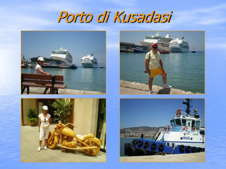 Porto di Kusadasi