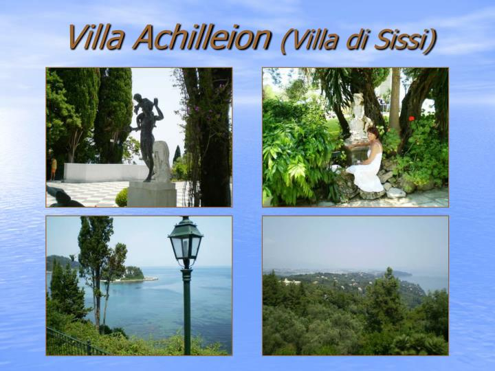 Villa Achilleion