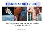 looking at the future1