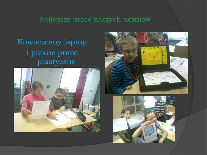 Najlepsze prace naszych uczniów