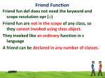 friend function4